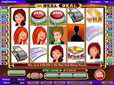 reel deal casino gold rush download